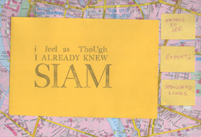 "Jai Arun Ravine, ""I feel as though I already knew Siam"""